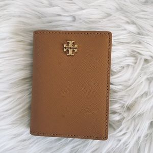 Tory Burch mini convertible card case/wallet
